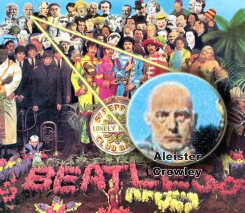 Beatles a Aleister Crowley