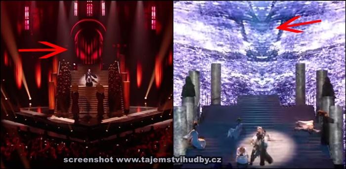 Madonna v Eurovision